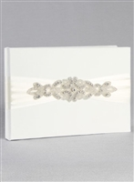 AD GUEST BOOK IVORY