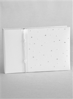 CE GUEST BOOK WHITE