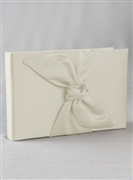 LO GUEST BOOK IVORY