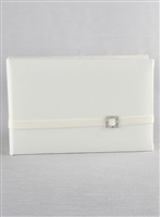 GL GUEST BOOK IVORY
