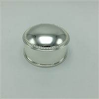 ARRAS ROUND BOX SIL BEAD