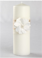 RUSTIC GARDEN UNITY CANDLE