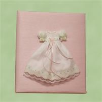 BABY BOOK GOWN GIRL