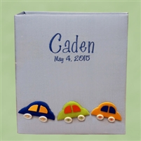 BABY BOOK CARS